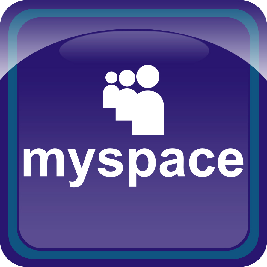 MySpace-Button